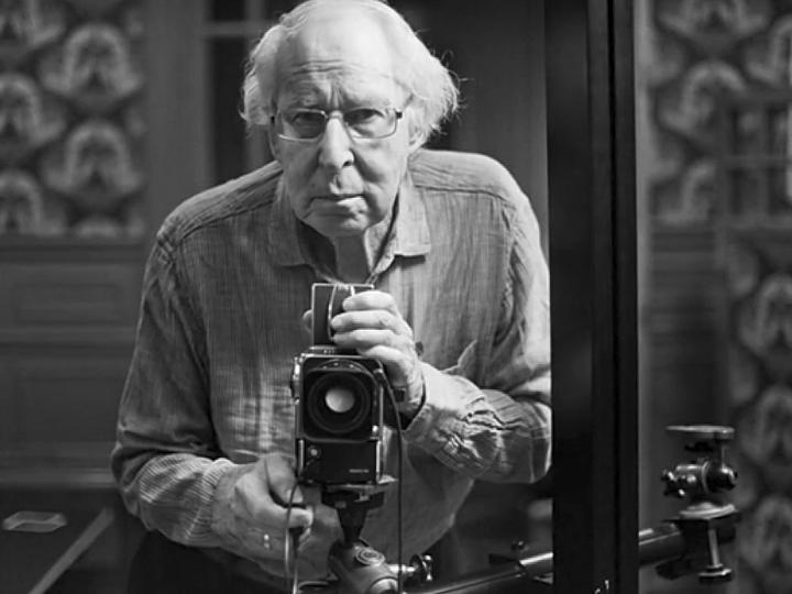 Fotograma del documental: No Sonría. ALberto Schommer